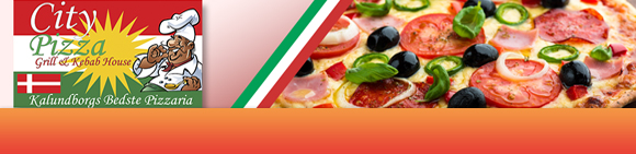 City Kebab Pizza & Grill Bundbanner